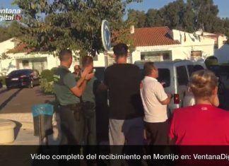 VÍDEO: Llegada a Barbaño reto Barbaño Montijo a Roma Non Stop