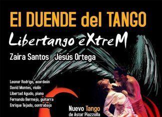 Cartel El Duende del Tango, Libertango eXtreM