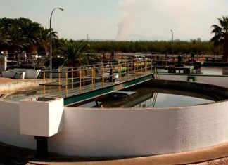 Depuradora de Montijo-Puebla de la Calzada