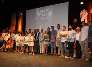 III Gala del Deporte Poblanchino (foto: Teodoro Gracia)