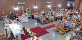 Ofrenda Floral a la Virgen de Barbaño, Fiestas Patronales de Montijo 2017