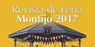 Portada de la Revista de Feria de Montijo 2017