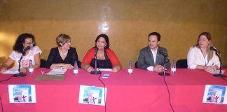 Rueda de prensa de presentación de los nuevos proyectos de la ONG Llamando a la puerta de la Esperanza