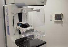 Aparato de mamografías