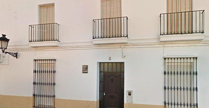 Casa de la Iglesia de Puebla de la Calzada