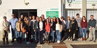 Inauguración del programa de Formación y Empleo de información turística 'Implica-T' en Puebla de la Calzada