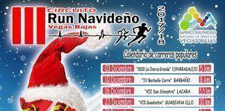 Circuito Run Navideño Vegas Bajas