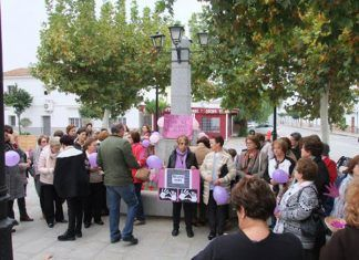 Día Internacional Contra la Violencia de Género en Guadiana del Caudillo