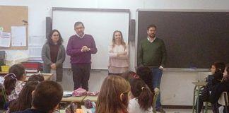 El CEIP Príncipe de Asturias participa de forma activa en el Día de la Discapacidad