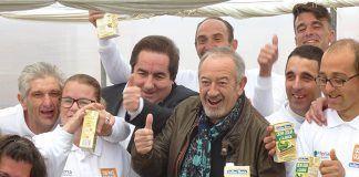 Karlos Arguiñano en Plena Inclusión Montijo