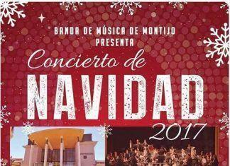 Cartel Concierto de Navidad 2017