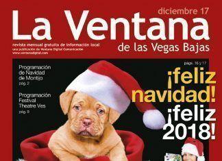 Portada de la revista La Ventana de diciembre de 2017