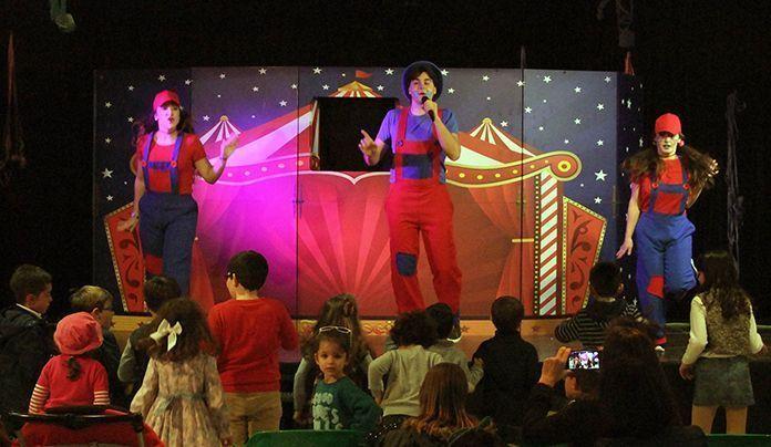 Gala Infantil de Navidad en Guadiana del Caudillo
