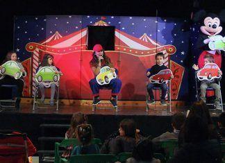 Gala Infantil de Navidad en la Caseta Municipal de Guadiana del Caudillo
