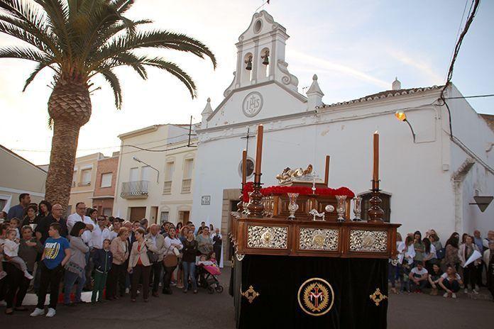 Procesión del Santo Entierro de Montijo