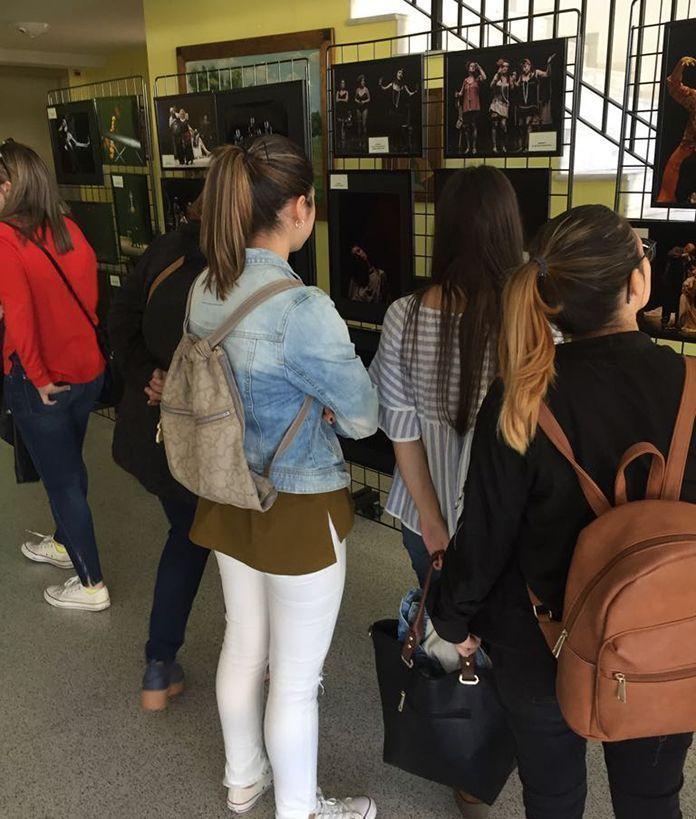 Visita a la Casa de la Cultura de Puebla de la Calzada