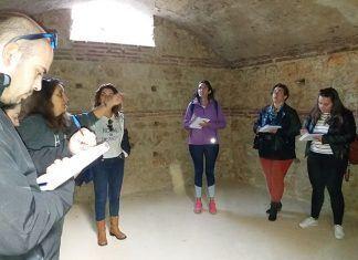 Visita la villa romana de Torreaguila