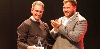 Antonio Fuentes, Premio por su Trayectoria Deportiva y Apoyo al Deporte, Gala del Deporte Montijo 2018