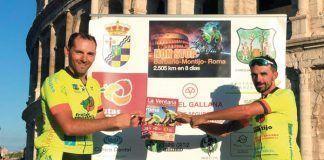 David Pascual Piñero y Luís Ignacio Barril Iglesias, Mención Especial Reto Deportivo, Gala del Deporte Montijo 2018