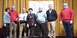 El Grupo Senderistas Vegas Bajas recibe el Premio María Jesús Gragera Almirante