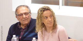 Rafael María Cañete y Vanessa Cordero