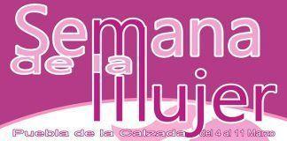 Semana de la Mujer en Puebla de la Calzada