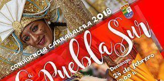 Convivencia Carnavalera Puebla Sur
