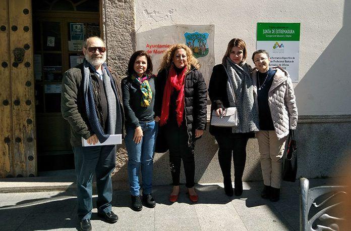 El Ayuntamiento de Montijo firma un convenio con la Federación de Asociaciones Gitanas Extremeñas