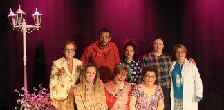 El grupo de teatro La Higuera (foto Julia Casado)