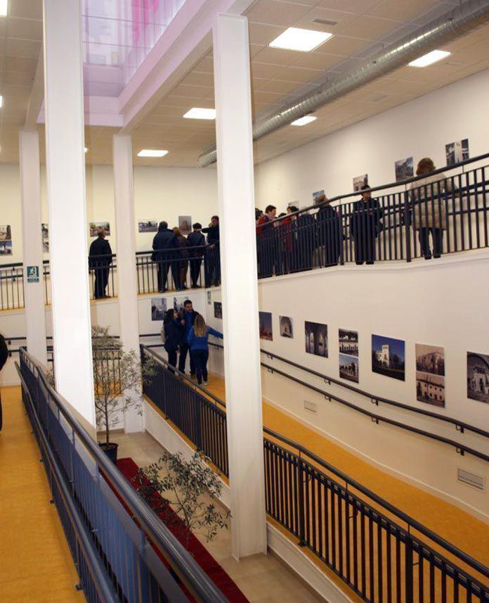 Exposición en la Casa de la Cultura de Valdelacalzada