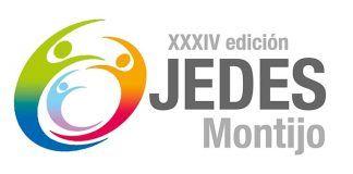 Logo XXXIV edición JEDES Montijo 2018
