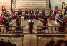 El Coro Amadeus en Yuste