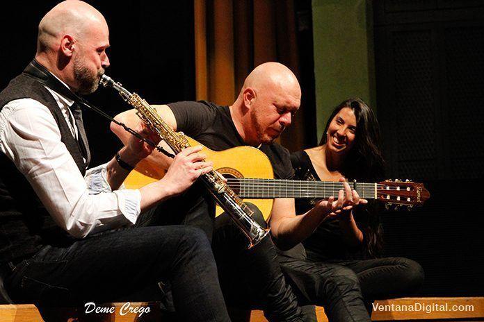 Strings and Air en Montijo
