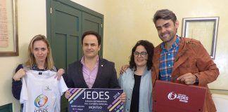 Alicia Martínez, madrina de los JEDES de Montijo 2018 copia