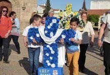 Cruces de Mayo en Montijo