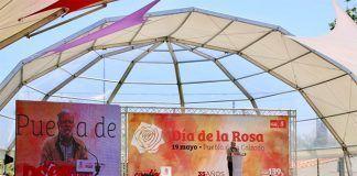 Día de la Rosa 2018 en Puebla de la Calzada