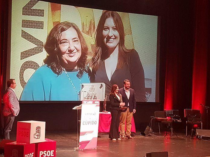 Fademur Extremadura recibe el premio Adela Cupido por su lucha por la igualdad