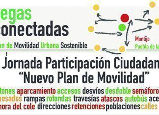 """Jornada de Participación Ciudadana """"Nuevo plan de Movilidad Montijo-Puebla de la Calzada y pueblos limítrofes"""