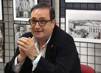 Juan Monzú Ponce (Fotografía: Teodoro Gracia)