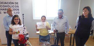 Premiadas en el Concurso Trazos de Salud de ALREX Montijo