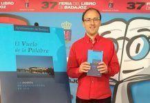 El poeta poblanchino residente en Montijo Juan Pablo Sánchez Miranda ha sido seleccionado para formar parte de la antología El Vuelo de la Palabra La Poesía en Extremadura en 2018