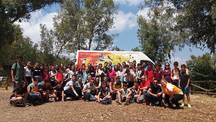 Excursion IES Baraínca Valdelacalzada