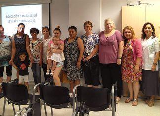 Charla de Educación para la Salud dirigida a mujeres en el Centro de Salud Montijo-Puebla de la Calzada