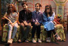 Clausura de la Escuela Infantil Municipal de Teatro de Puebla de la Calzada (foto Teodoro Gracia)