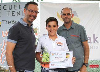 Clausura de la Escuela de Tenis Tie Break 2018