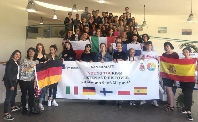 El IES Vegas Bajas de Montijo en el segundo encuentro Erasmus KA2 en San Miniato (Italia)