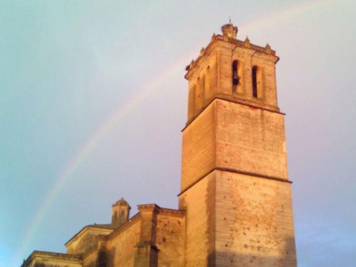 Iglesia de San Pedro (Foto: Web Parroquial San Pedro Apóstol)