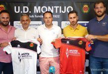 La UD Montijo presentó a su nuevo equipo técnidco para la temporada 2018-2019