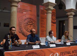 Los Talleres Ceres de Teatro del Festival Internacional de Teatro Clásico de Mérida se harán en Montijo