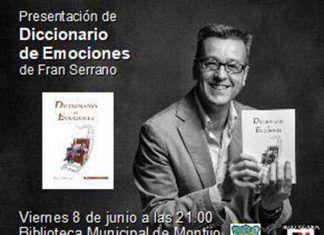 Presentación del libro Diccionario de emociones, de Fran Serrano
